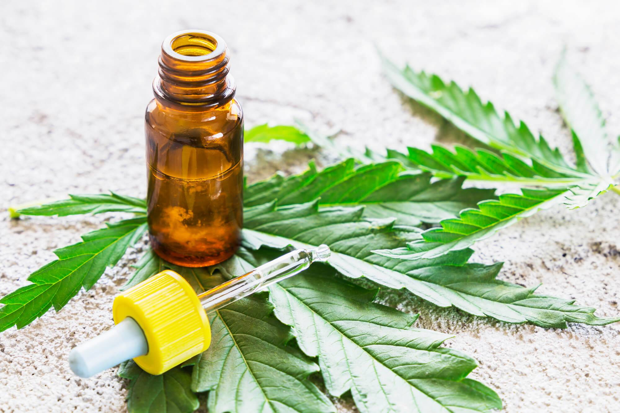 Helper with insomnia problems CBD is one of the best-known sleep aids